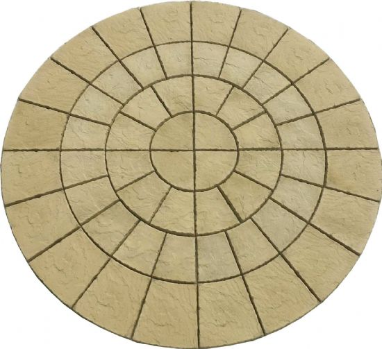 2560mm Rotunda patio Kits ( 8ft 6in )dia